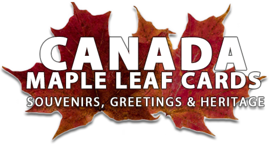 Greetings from canada cards canada maple leaf cards greetings from canada cards canada maple leaf cards m4hsunfo